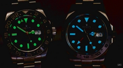 Rolex GMT-C & Explorer II Luminescence