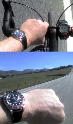 Rolex 80 Degree Day in San Luis Obispo California