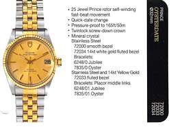 Rolex Prince Oyster Date 32mm