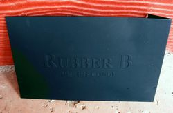 Rubber B Shipping Envelope