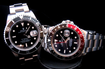 Rolex Watch GMTII Submariner
