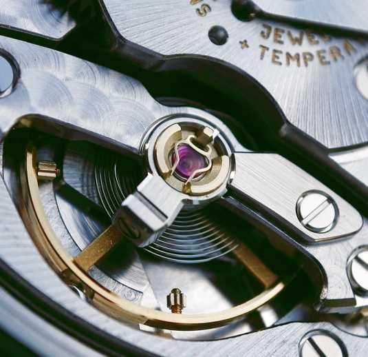 Rolex Balance Wheel Movement