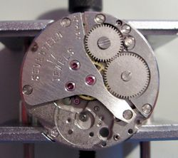 Poljot Watch Movement